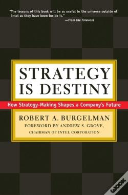 Wook.pt - Strategy Is Destiny