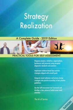 Wook.pt - Strategy Realization A Complete Guide - 2019 Edition