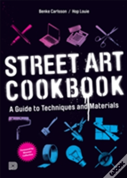 Wook.pt - Street Art Cookbook