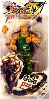 Street Fighter IV- Guile
