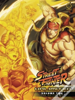 Street Fighter Unlimited: The Gathering