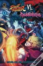 Street Fighter Vs Darkstalkers Vol.1
