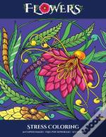 Stress Coloring (Flowers)