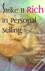 Strike It Rich In Personal Selling