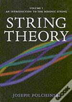 String Theoryintroduction To The Bosonic String