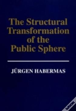 Wook.pt - Structural Transformation Of The Public Sphere