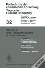 Structure And Transformations Of Organic Molecules
