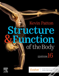 Wook.pt - Structure & Function Of The Body - Hardcover