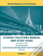 Student Solutions Manual Advanced Engineering Mathematics, Volume 2, 10th Edition