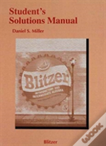 Student Solutions Manual For Introducto