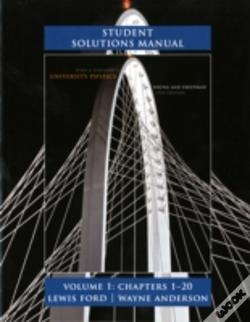 Wook.pt - Student Solutions Manual For University Physics