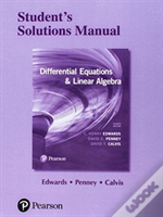 Students' Solutions Manual For Differential Equations And Linear Algebra