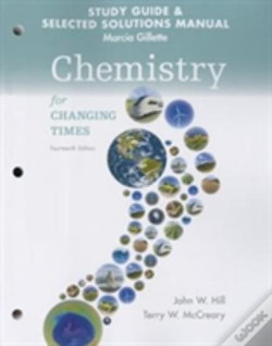 Wook.pt - Student'S Study Guide And Selected Solution Manual For Chemistry For Changing Times