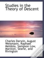 Studies In The Theory Of Descent