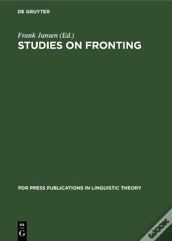 Wook.pt - Studies On Fronting