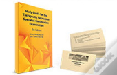 Study Guide For The Therapeutic Recreation Specialist Certification Examination, 5th Ed. - Book/Flashcards Bundle