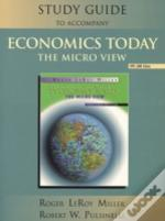 Study Guide T/A Economics Today, 1999-2000