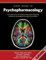 Study Guide To Psychopharmacology