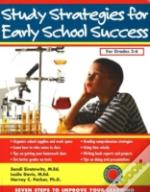 Study Strategies For Early School Success