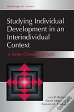 Studying Individual Development In An Interindividual Context