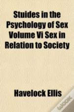 Stuides In The Psychology Of Sex Volume