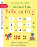 Subtracting Practice Pad 6-7
