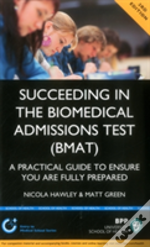 Succeeding In Biomedical Admissions
