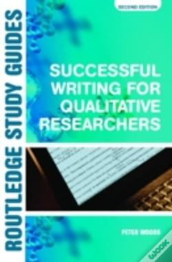 Wook.pt - Successful Writing For Qualitative Researchers
