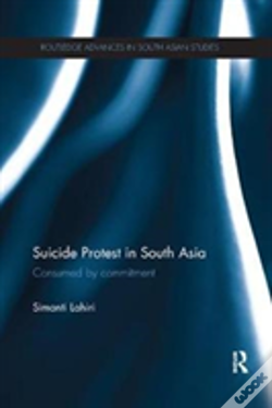 Wook.pt - Suicide Protest In South Asia