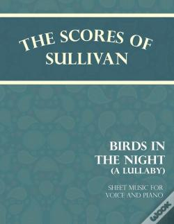 Wook.pt - Sullivan'S Scores - Birds In The Night - A Lullaby - Sheet Music For Voice And Piano