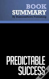 Summary : Predictable Success - Les Mckeown