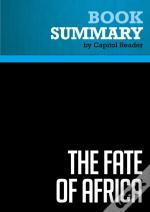 Summary: The Fate Of Africa