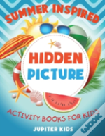 Summer-Inspired Hidden Picture Activity Books For Kids