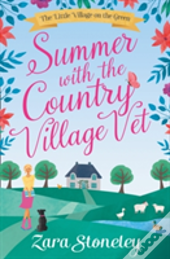 Summer With The Country Village Vet (Love In Langtry Meadows, Book 1)