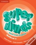 Super Minds American English Level 4 Workbook