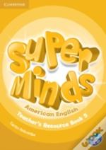 Super Minds American English Level 5 Teacher'S Resource Book With Audio Cd