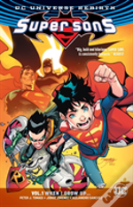 Super Sons Volume 1