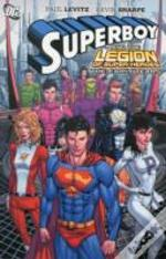 Superboy Legion Of Super Heroes The Early Years Tp