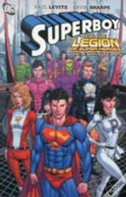 Wook.pt - Superboy Legion Of Super Heroes The Early Years Tp