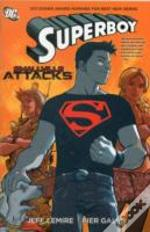 Superboy Smallville Attacks Tp
