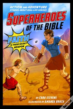 Wook.pt - Superheroes Of The Bible