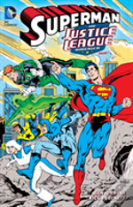 Superman & The Justice League America Tp