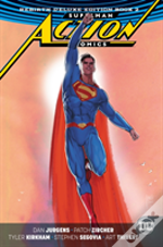 Superman Action Comics The Rebirth Deluxe Edition Book 2 (Rebirth)