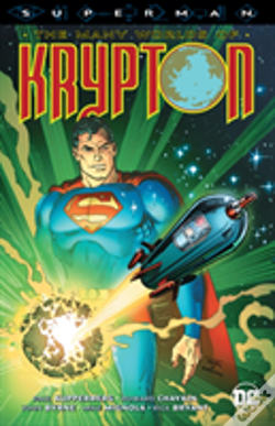 Wook.pt - Superman The Many Worlds Of Krypton