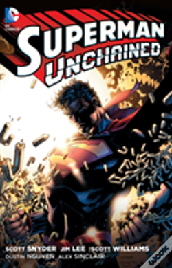 Wook.pt - Superman Unchained Tp (The New 52)