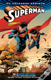 Superman Vol. 5 Hopes And Fears (Rebirth)
