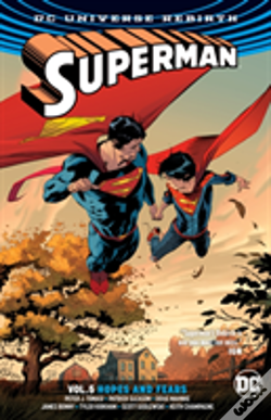 Wook.pt - Superman Vol. 5 Hopes And Fears (Rebirth)