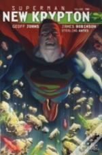Supermannew Krypton