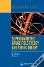 Supersymmetric Gauge Field Theory And String Theory