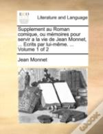 Supplement Au Roman Comique, Ou Mémoires